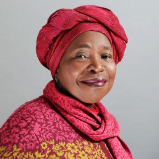 Nkosazana Dlamini Zuma 9907